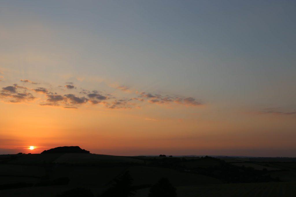 Sunset - Salcombe
